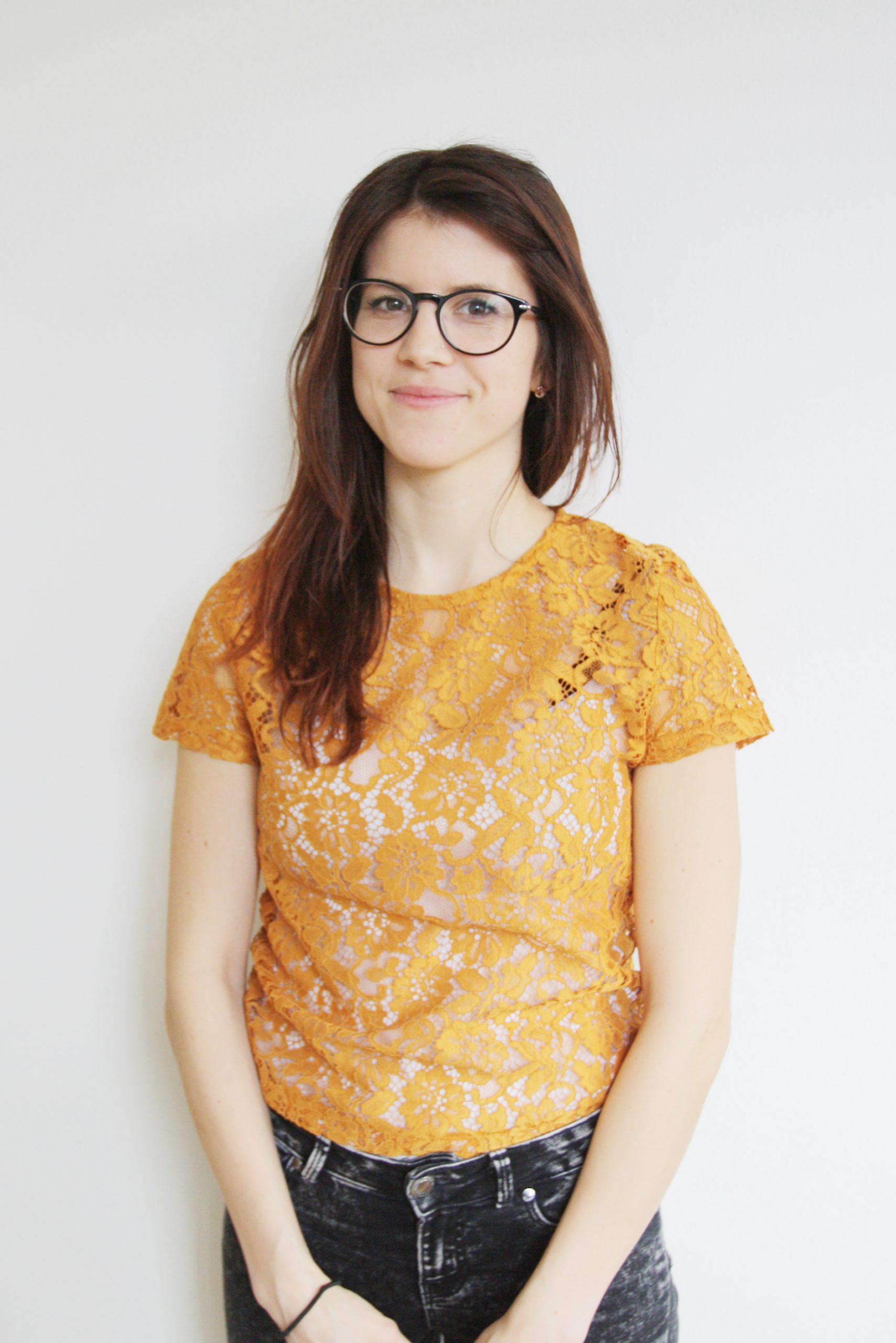 Adéla Lukšíková, DiS.